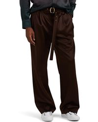 Sies Marjan - Andy Wool Relaxed Trousers - Lyst