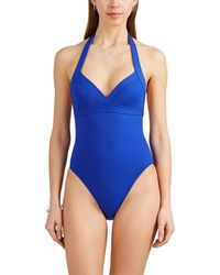 Eres - Cassis Halter One-piece Swimsuit - Lyst