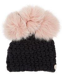 Mischa Lampert - Crown Merino Wool Beanie - Lyst