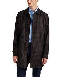 Loro Piana - Reversible Checked Flannel & Tech-twill Jacket - Lyst