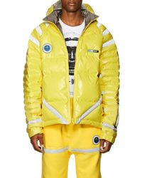 Undercover - Astro Led Down Puffer Coat - Lyst