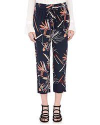 Maiyet - Silk Drawstring Slouch Pants - Lyst