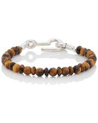 Caputo & Co. - Tiger's-eye Beaded Bracelet - Lyst