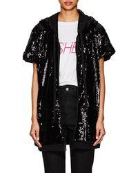 Faith Connexion - Sequined Short Sleeve Jacket - Lyst