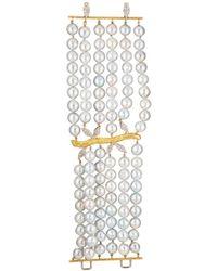 Cathy Waterman - Mixed-gemstone Branch Bracelet - Lyst