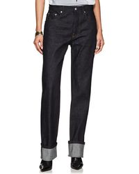Helmut Lang - High-rise Straight - Lyst