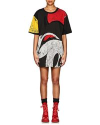 Marc Jacobs - Disney Mickey Mouse Cotton T-shirt Dress - Lyst