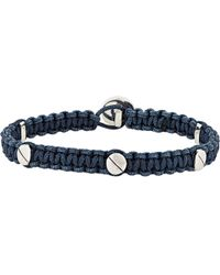 Zadeh | Macramé Bracelet | Lyst
