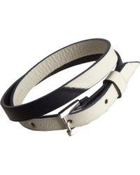 Want Les Essentiels De La Vie - Vantaa Wrap Bracelet - Lyst