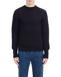 Visvim - Rib-knit Sweater - Lyst