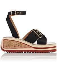 Étoile Isabel Marant Women's Zena Platform Sandals