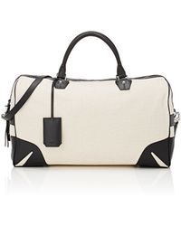Rag & Bone - Flight Weekender Leather Bag - Lyst