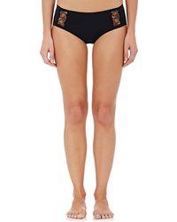 LFrank - Lace-inset Bikini Briefs - Lyst