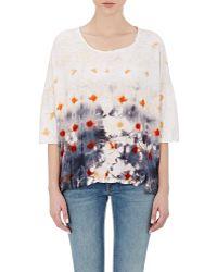 Gilda Midani - Women's Tie-dyed Super T-shirt - Lyst
