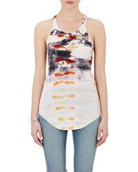 Gilda Midani - Women's Tie-dyed Tank - Lyst