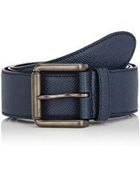 prada mini bag pink - Shop Men's Prada Belts | Lyst