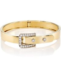 Sidney Garber - Hinged Bangle - Lyst