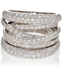 Sidney Garber - Scribble Ring Size 6 - Lyst