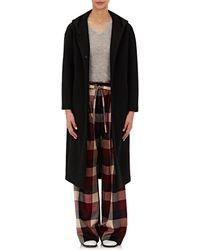 Tomorrowland | Women's Neoprene Hooded Coat | Lyst