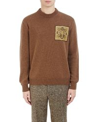 Givenchy - Cobra-patch Jumper - Lyst
