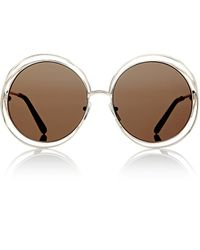 Chloé - Carlina Sunglasses - Lyst