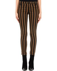 Haider Ackermann - Vertical Striped Denim Pants - Lyst