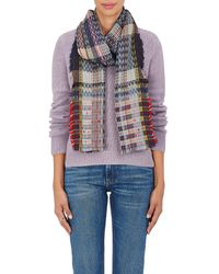 Wallace Sewell - Nathaniel Chevron Wrap - Lyst