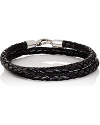 Caputo & Co. - Braided Leather Double - Lyst