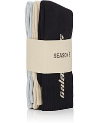 Yeezy - Season 6 Calabasas Mid-calf Crew Socks 3 - Lyst