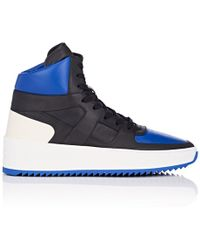 Fear Of God - Men's Two-tone Leather High-top Basketball Sneakers - Lyst