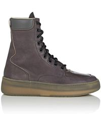Maison Margiela - Mm1 Leather Sneakers - Lyst