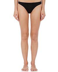 Skin - Organic Cotton Thong - Lyst
