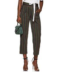 Ace & Jig - West Side Striped Cotton Pants - Lyst