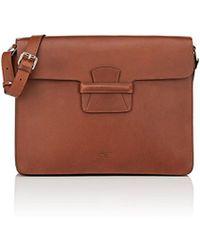 Boldrini Selleria - Crossbody Messenger Bag - Lyst