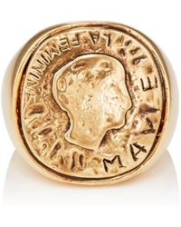 Maison Mayle - Grande Dame Signet Ring - Lyst