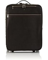Serapian - Evolution 19 Leather Carry-on Trolley - Lyst