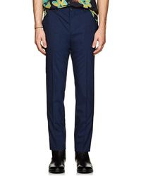 PS by Paul Smith - Worsted Wool Trousers - Lyst