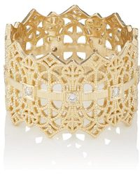 Grace Lee - Lace Crown Ring - Lyst