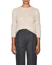 The Row - Droi Cashmere-blend Sweater - Lyst