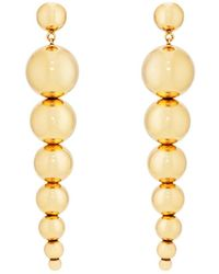 AGMES - Ana Earrings - Lyst