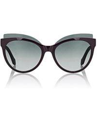 Balenciaga - Ba 94 Sunglasses - Lyst