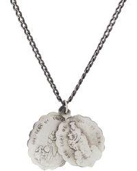 Miansai - Saints Pendant Necklace - Lyst