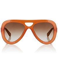 Derek Lam | Charlotte Sunglasses | Lyst