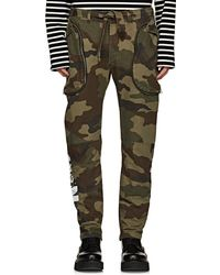 Faith Connexion   Thedrop@barneys: Hometown Camouflage Cotton Cargo Pants   Lyst