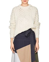 JW Anderson - Cable-knit Cotton - Lyst
