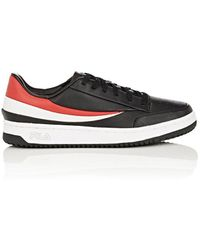 Fila - Bny Sole Series: Original Tennis Leather Sneakers - Lyst