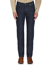 Marco Pescarolo - Slim Jeans - Lyst