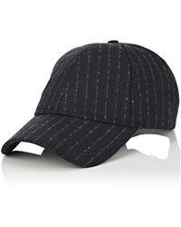 Barneys New York - Striped Wool - Lyst