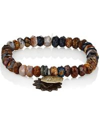 Miracle Icons - Beaded Bracelet - Lyst