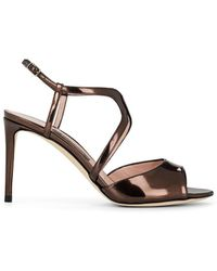 Zac Posen - Sonia Satin Court Shoes - Lyst